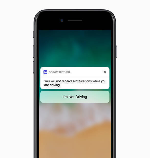 A passenger in the car can bypass the new Do Not Disturb While Driving in iOS 11. Drivers call also set up auto-response features and whitelist specific contacts who can get through
