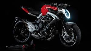 MV Agusta Brutale 800 bookings open