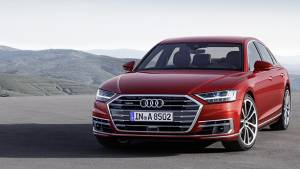 Image gallery: All-new 2018 Audi A8 and Audi A8 L