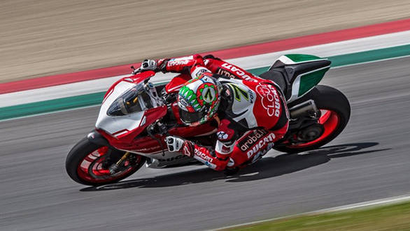 2017 Ducati 1299 Panigale R Final Edition (9)