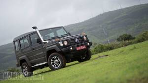 Image gallery: 2017 Force Gurkha Xplorer and Xpedition first drive review