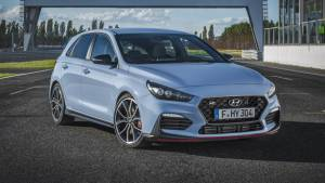 2018 275PS Hyundai i30 N hatchback unveiled