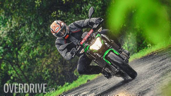 2017 Kawasaki Z650-20