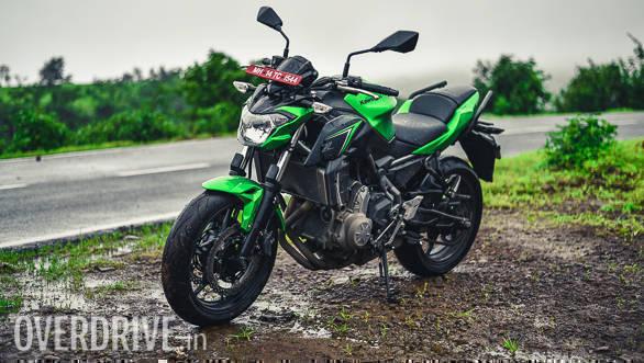 2017 Kawasaki Z650-30