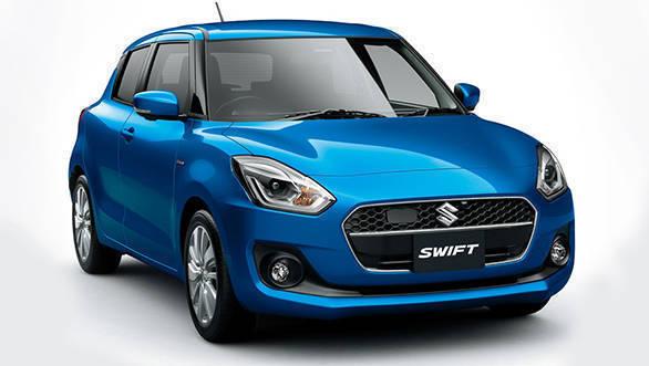 2017 Maruti Suzuki Swift Hybrid