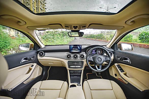 2017 Mecedes-Benz GLA 220 (1)