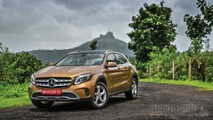 2017 Mercedes-Benz GLA 220d road test review