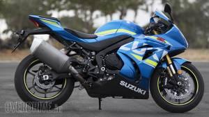 What's inside the 2017 Suzuki GSX-R1000/R