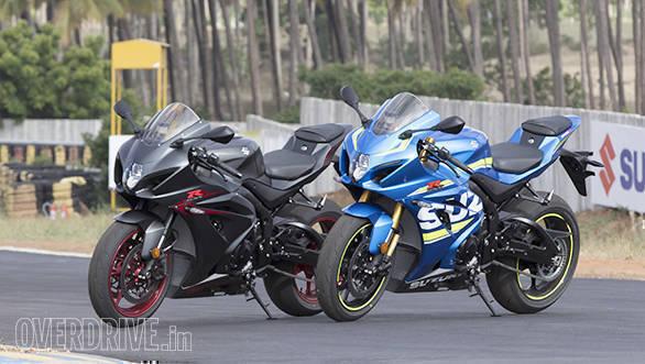 2017 Suzuki GSX-R1000A and GSX-R1000R