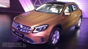 Image gallery: 2017 Mercedes-Benz GLA