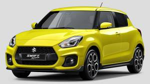 Suzuki Swift Sport technical specifications leaked