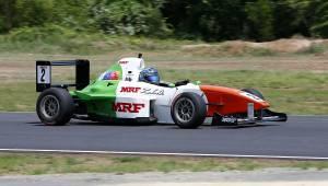 2017 MRF NRC: Anindith Reddy wins first FF1600 at Round 3
