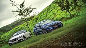 Comparison: BMW 530d vs Mercedes-Benz E350d