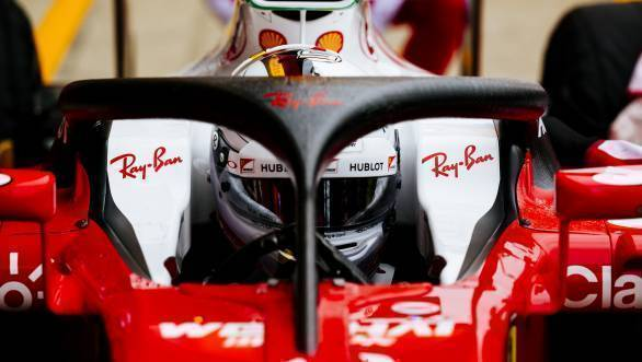 Formula 1 cars in 2018 will feature the halo device that will help prevent drivers from sustaining head injuries