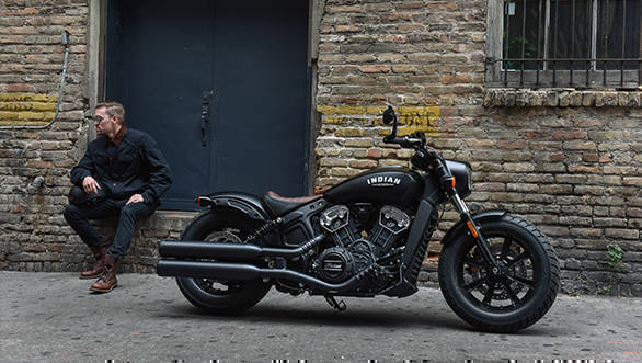 Indian Scout Bobber-1