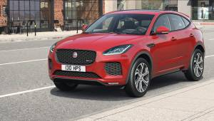 Upcoming: 2018 Jaguar E-Pace