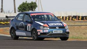 2017 Ameo Cup Round 1: Karminder Singh secures pole position for Race 1