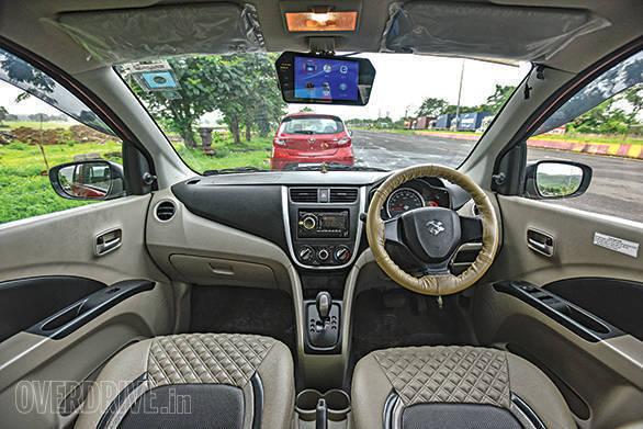 Maruti Suzuki Celeri AMT vs Tata Tiago AMT (1)