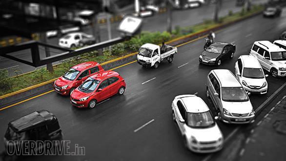 Maruti Suzuki Celeri AMT vs Tata Tiago AMT (6)
