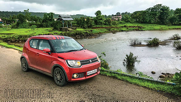 Maruti Suzuki Ignis - August 2017 Long Term (2)
