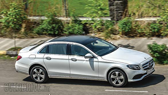 Mercedes-Benz E220d vs Volvo S90 (2)