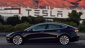 Tesla Motors wholly-owned plant in Shanghai may be a first in China