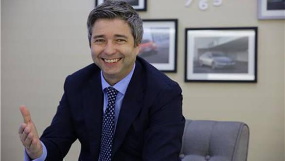Thomas Kuehl, Nissan India president