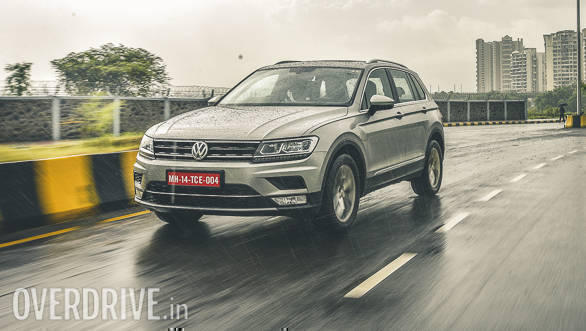 2017 Volkswagen Tiguan road test review