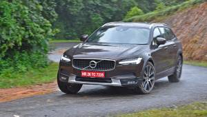 Volvo V90 Cross Country - First Drive Review (India)