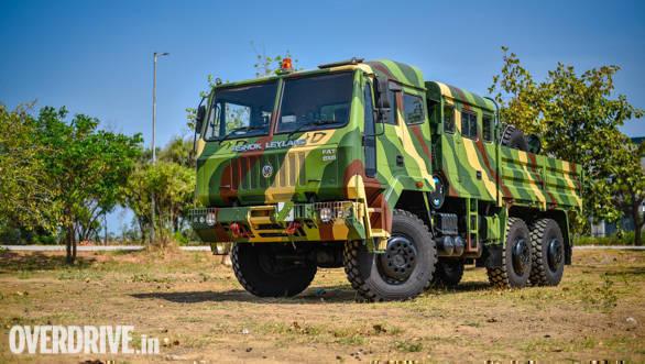Ashok Leyland FAT 6x6 (2)