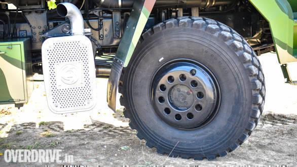 Ashok Leyland FAT 6x6 (3)