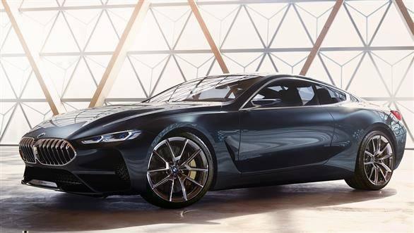 BMW Concept 8 1