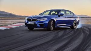 2018 BMW M5 gets 608PS V8, all-wheel drive, is the quickest M car ever