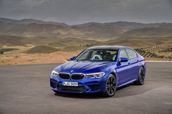BMW M5 3