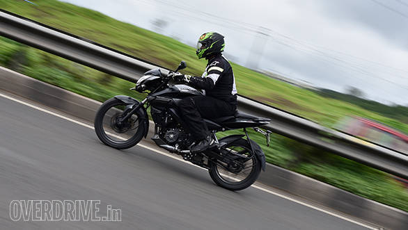 2017 Bajaj Pulsar NS160 road test review