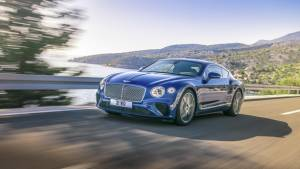 2018 Bentley Continental GT revealed, to be shown at 2017 Frankfurt Motor Show
