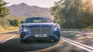 2018 Bentley Continental GT launching in India on March 24