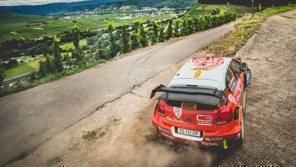 Andreas Mikkelsen's second place has helped him make a strong case for himself with Citroen