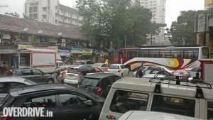 Google Maps Mumbai Floods feature alerts users of road closure in India