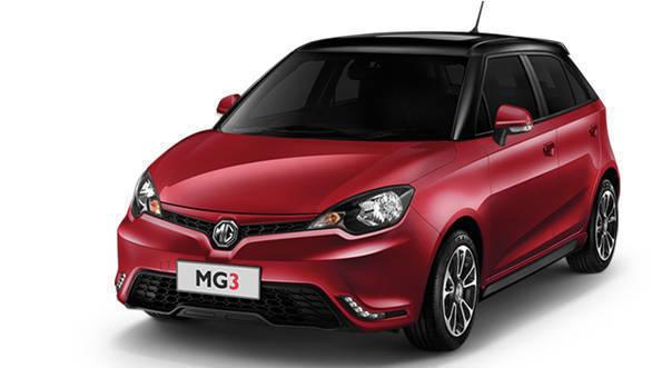 MG Motor MG3 (1)