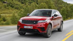 Land Rover Velar (India-bound) scores five-stars in Euro NCAP rating