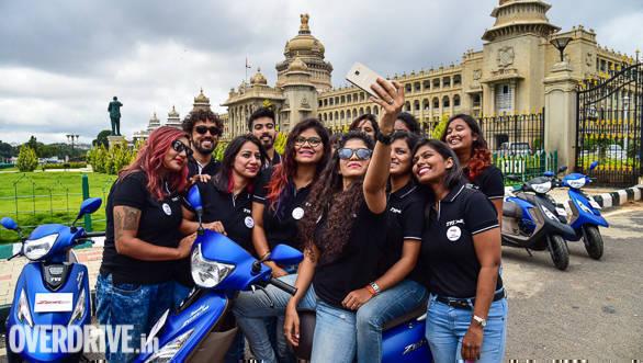 TVS Motor Company announces Himalayan Highs Season 3 final list of Riders (1)