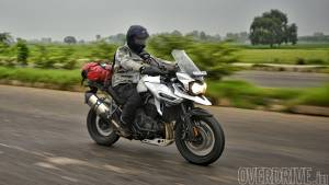 2017 Triumph Tiger Explorer XCx first ride review