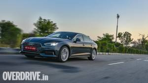 2018 Audi A5 Sportback first drive review