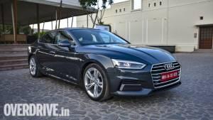 Audi A5 Sportback 2018: Image gallery