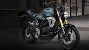 Honda CB150R ExMotion image gallery