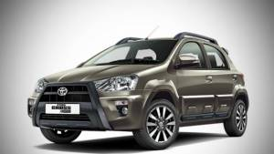 Toyota Etios Cross X launched in India at Rs 6.80 lakh