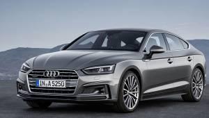 2017 Audi A5 Sportback first look