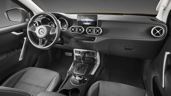 2018 Mercedes Benz X Class
