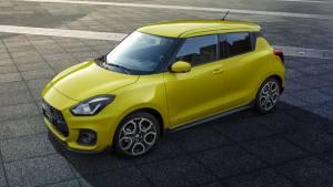 2018 Maruti Suzuki Swift: engines and transmissions